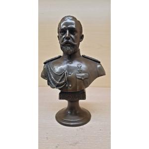 Николай 2. Бюст (2)