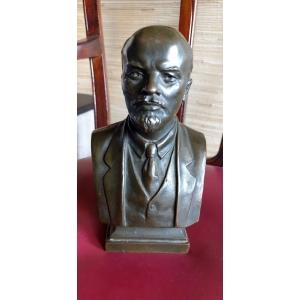 В.И. Ленин, бронза 1958 г, МЗХЛ