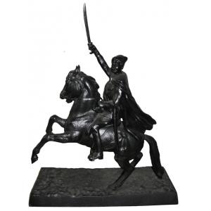 "статуэтка "" Чапаев на коне"" (Касли)"