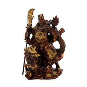 Самурай на драконе
