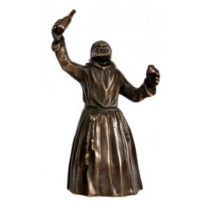 Монах с бутылкой