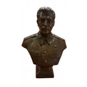 бюст Сталин (2)  малый