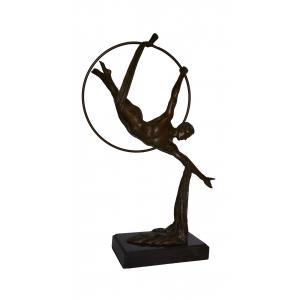 Гимнаст. Акробат