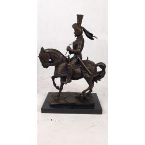 Рыцарь на коне (2)