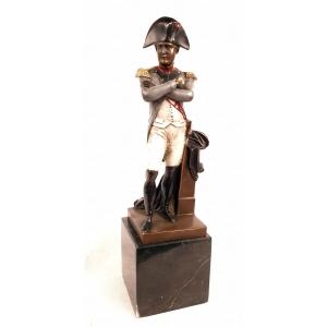 Наполеон стоит (цветной)