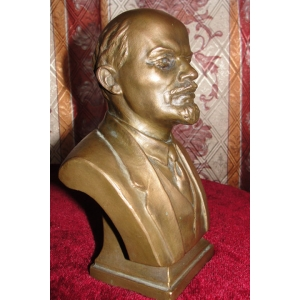 бюст В.И. Ленина ( Ульянова ) 1958 г