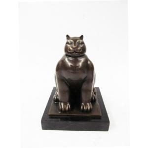 "статуэтка ""Кот сидит"""