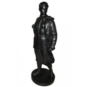 статуэтка Зои Космодемьянской