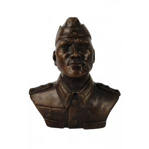 Офицер танковых войск вермахта