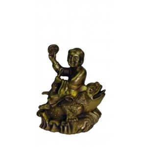 Лю Хай - бог монет (мал.)