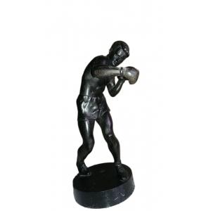 советский боксер