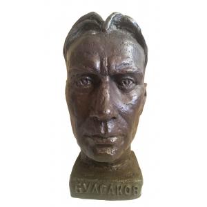 бюст Михаил Булгаков