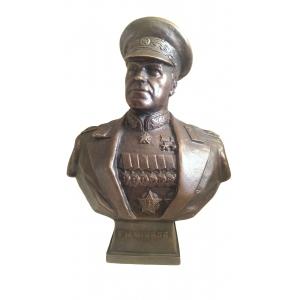 бюст Г.К.Жуков (редкий)