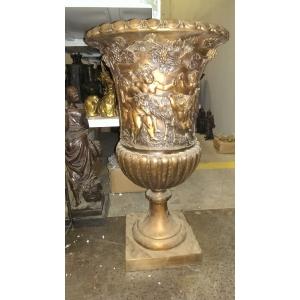 ваза декоративная Виноград