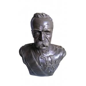 бюст Юзеф Пилсудский