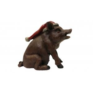 свинья в колпаке (венская бронза)