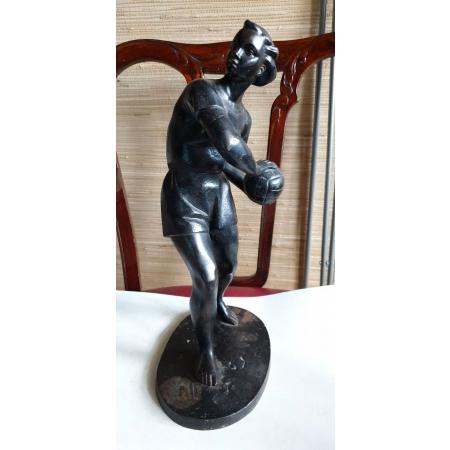 Волейболистка (чугун, Касли, 1961 год)