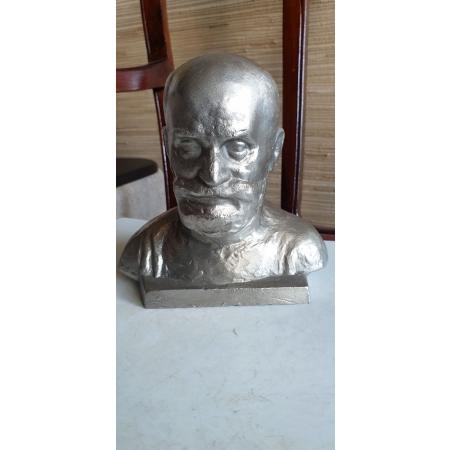 Павлов. Физиолог (силумин 70-е годы)