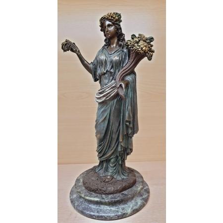 Деметра - богиня плодородия, цветная