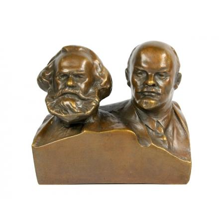 Ленин и Маркс