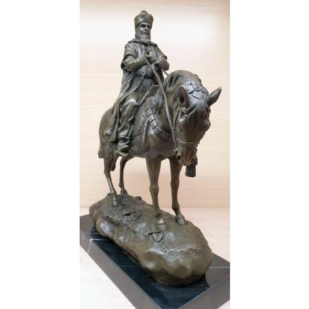 Иван Грозный на коне