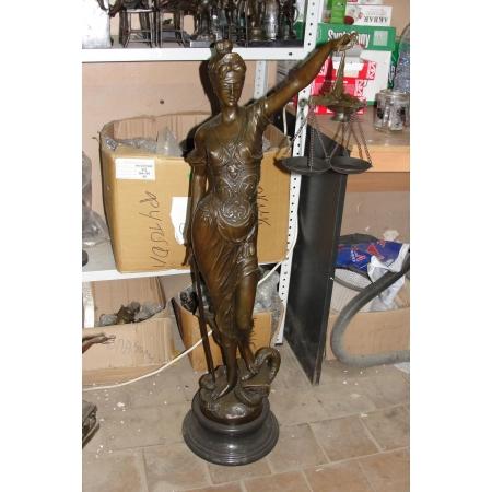 Фемида - богиня правосудия (огромная)
