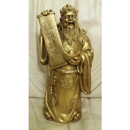 Туа Пех Конг (большой) - бог власти, удачи и достатка