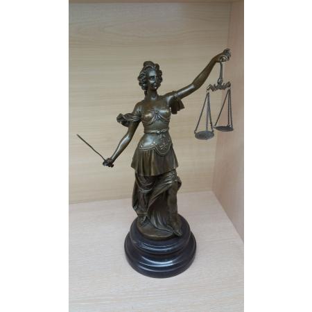 Фемида - богиня правосудия (2)