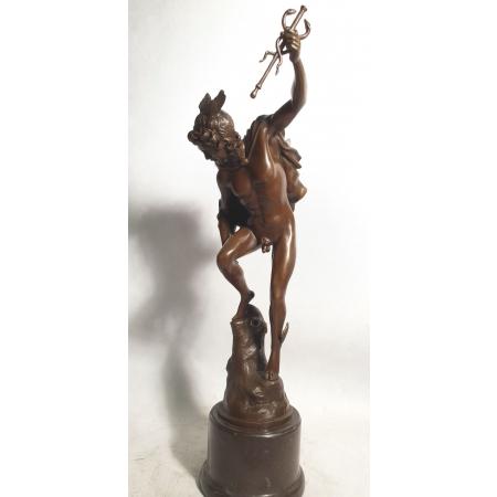 Меркурий (Гермес) - бог торговли (большой)