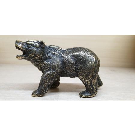 Медведь идёт (миниатюра)