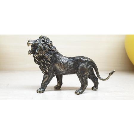 Лев (миниатюра)