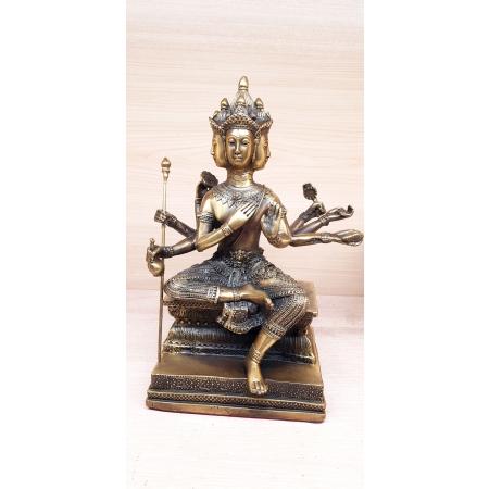 Будда многоликий