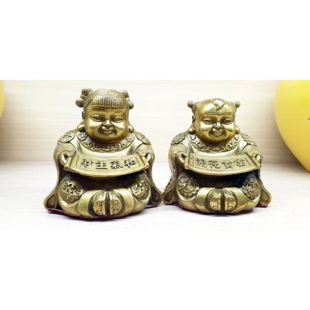 Хэ-Хэ - боги гармонии и согласия