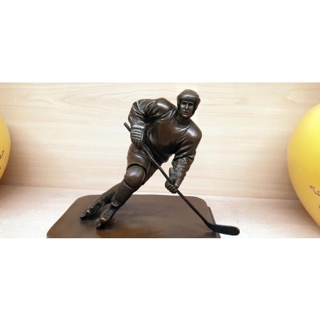Хоккеист (большой)