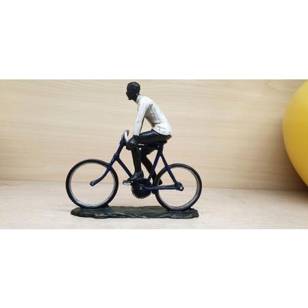 Велосипедист (цветной)