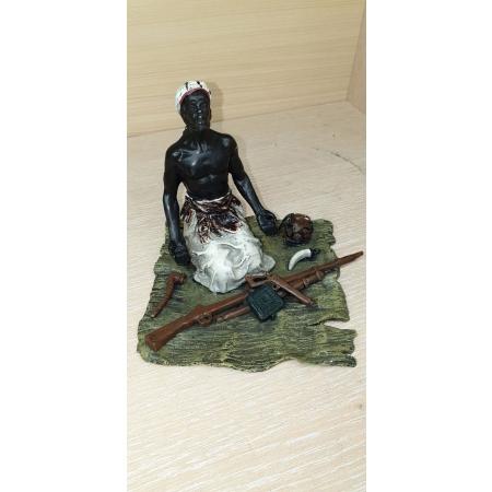 Торговец оружием (венская бронза)