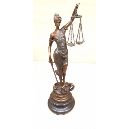 Фемида богиня правосудия (маленькая)