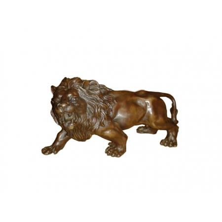 Лев коричневый (мал.)