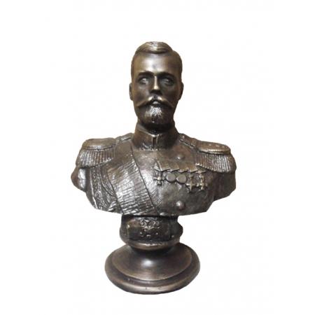 бюст Николай II ( мал.)