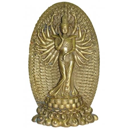 Гуань Инь многорукая - богиня милосердия