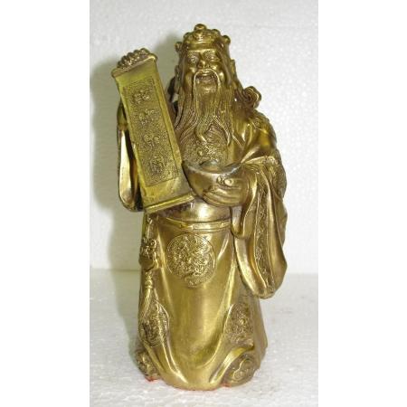 Туа Пех Конг - бог власти, удачи и достатка (мал.)