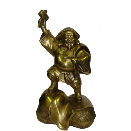 Дайкоку - бог торговли (большой)