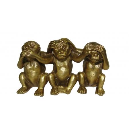 три мудрые обезьяны