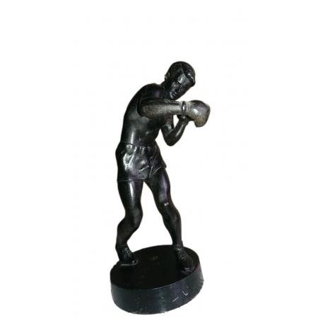 Советский боксёр