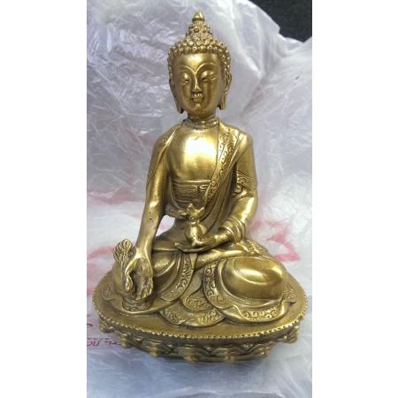 Будда с сосудом Ву Лу