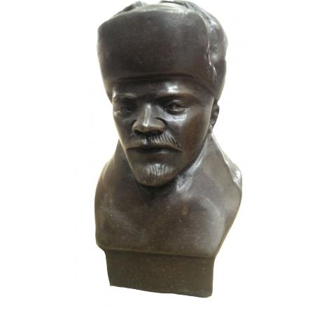 Ленин в ушанке