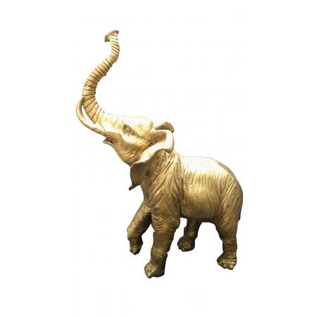 Слон идёт