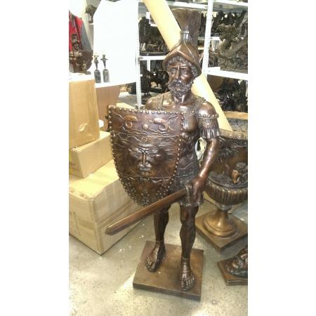 Воин с мечом (огромный)