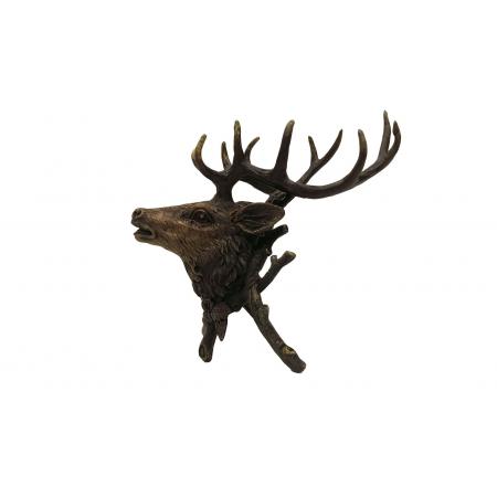 голова оленя (венская бронза)