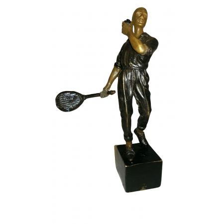 Теннисист (венская бронза)